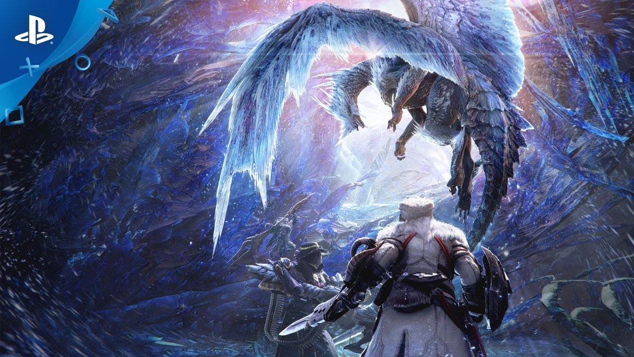 Monster Hunter World: Iceborne jetzt auf PS4