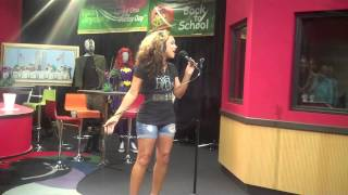 Chante Moore performs It's Alright & Chanté's Got A Man on the Tom Joyner Morning Show.