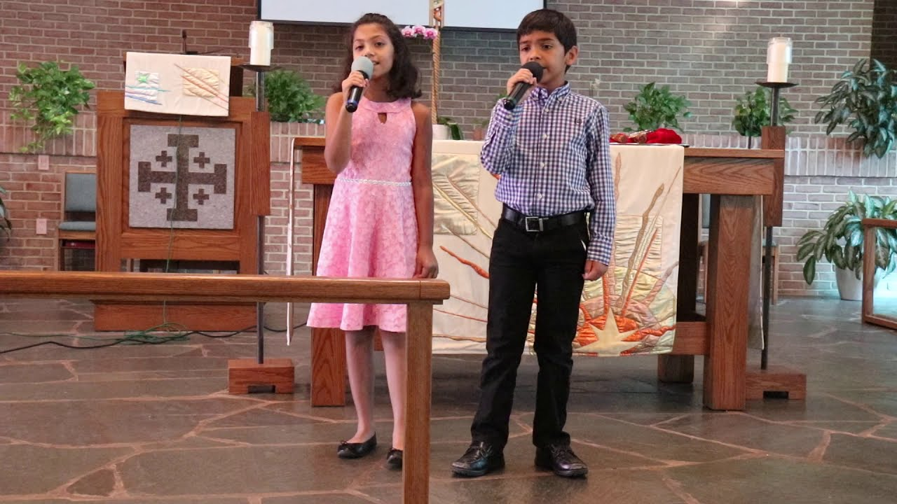 VIDEO: In Christ Alone by Danny and Debbie