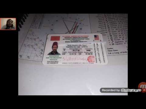 How to claim my moorish nationality form - Fill Out and Sign
