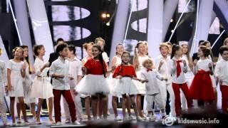Хор Академии популярной музыки Игоря Крутого «Новая волна» — Капитаны (Детская Песня года)