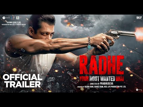 Radhe: Your Most Wanted Bhai - Official Trailer