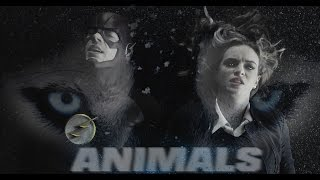 "Сериал ""Флэш"", Barry & Caitlin {3x07} 