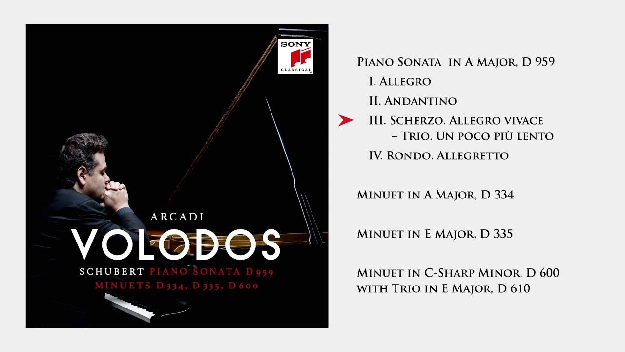 Arcadi Volodos, piano
