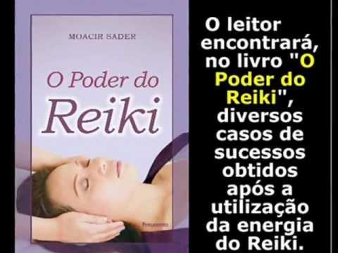 Vídeo sobre o livro O Poder do Reiki