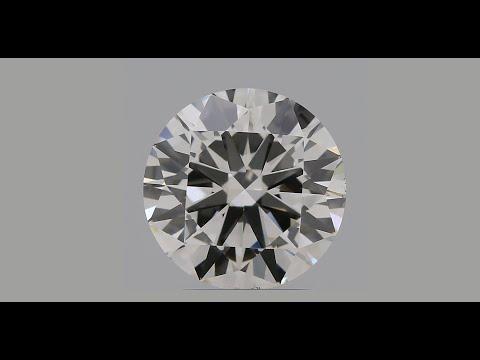 CVD Diamond 2.00ct H VS1 Round Brilliant Cut IGI Certified
