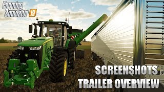 Trailer Farming Simulator 2019 - FS 19   Interview   Exhibition
