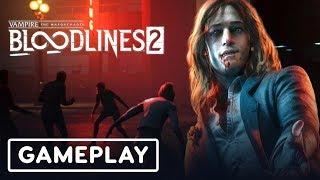 Vampire: The Masquerade - Bloodlines 2 Gameplay Showcase: IGN LIVE | E3 2019