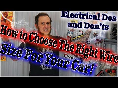 mp4 Automotive Wire Chart, download Automotive Wire Chart video klip Automotive Wire Chart