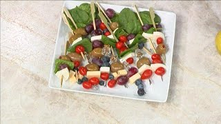 Healthy, Easy And DELICIOUS Appetizers Perfect For Holiday Parties