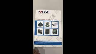 Giới thiệu về catalog đèn LED của công ty POTECH