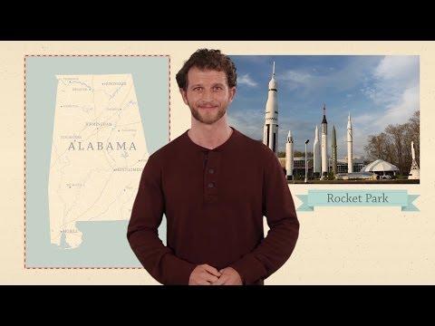 Alabama - Visit the 50 States