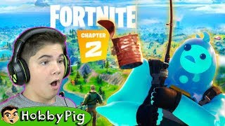 Fortnite Chapter 2 Review by HobbyPig