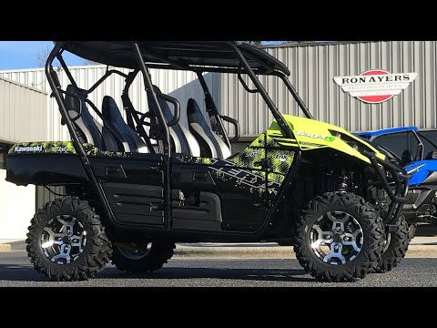 2021 Kawasaki Teryx4 LE in Greenville, North Carolina - Video 1
