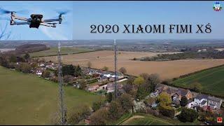 2020 Xiaomi Fimi x8 SE Flight over Rural & Urban Cityscape Full HD Views (not Fimi Mini, Hubsan)