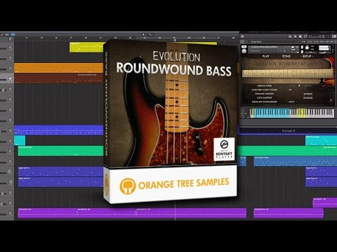 "Video for Evolution Roundwound Bass - ""Wrath of Ra"" Walkthrough (Zach Heyde)"