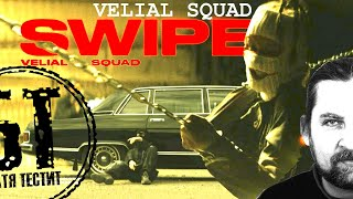 Реакция Бати на  клип VELIAL SQUAD - Swipe (prod. by KYS, splitmind$)   Official Video  Батя смотрит