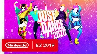 Just Dance 2020 - Nintendo Switch Trailer - Nintendo E3 2019