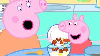 Peppa Wutz Lernt Backen 🍰 Cartoons Für Kinder 🍫 Peppa Wutz Neue Folgen