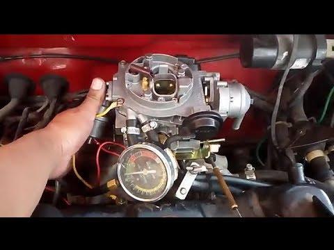 Así funcionan nuestros carburadores