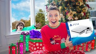 WHAT i GOT FOR CHRISTMAS 2019 (Mystery Neighbor Stole Stephen Sharer Ultimate Gift)