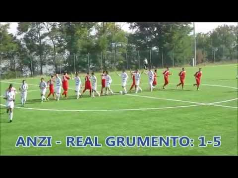 Preview video Video calcio Anzi-Real Grumento 1-5 Prima Categoria B 1 giornata Anzi 21 settembre 2014