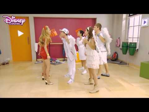 Violetta - Season 1- Angels VS Demons (Episode 9 )
