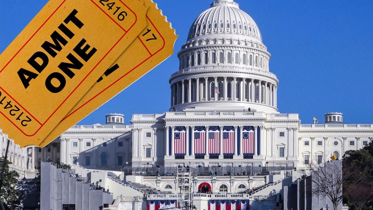 Scalpers Losing Money On Trump Inauguration thumbnail