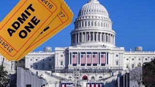 Scalpers Losing Money On Trump Inauguration