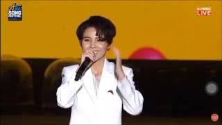Vũ Cát Tường❤️Tại Asia Song Festival 11.10.2019