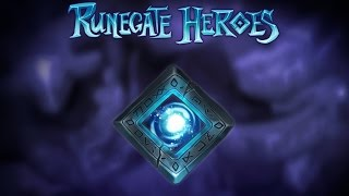 Runegate Heroes (MOBA) - Android Gameplay