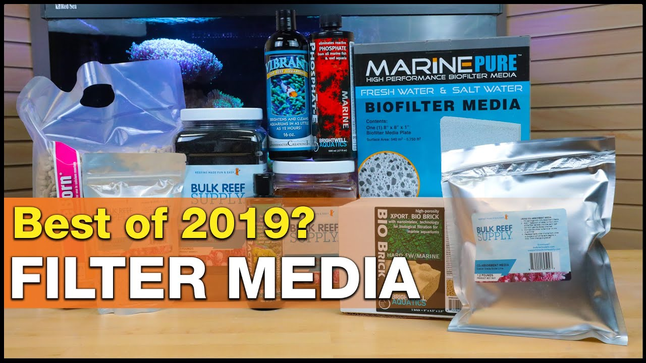 Are you using the Best Filter Media of 2019?
