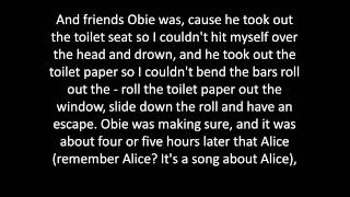 Arlo Guthrie - Alice's Restaurant Massacree lyrics