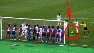 Best Goals Inside Penalty Box • Craziest Short Range Free Kicks | HD