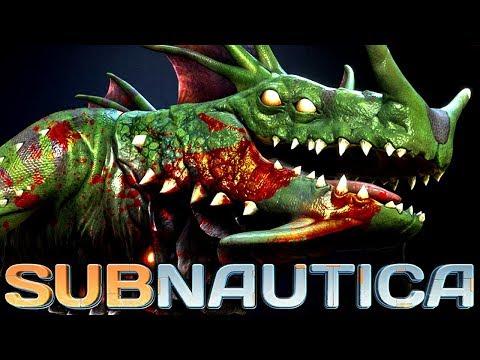 Stvůra z Hlubin - Subnautica S4 - Díl 24 - Nakashi