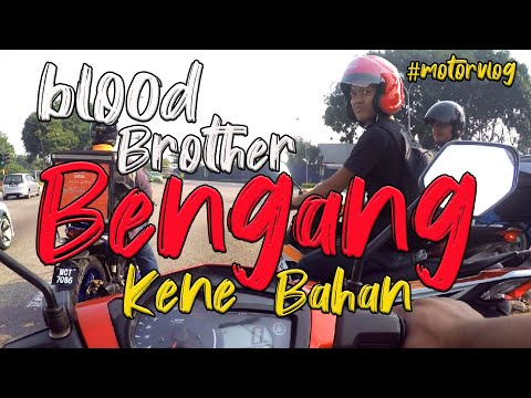Spontan 6 : Blood Brother kene Bahan dan Char Kuey Teow Paduu~