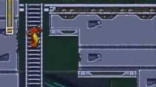 Megaman X3 video