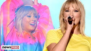Taylor Swift Shares EMPOWERING Message At Wango Tango
