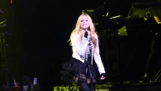 """I Always Get What I Want"" Avril Lavigne@Borgata Event Center Atlantic City 6/27/14"