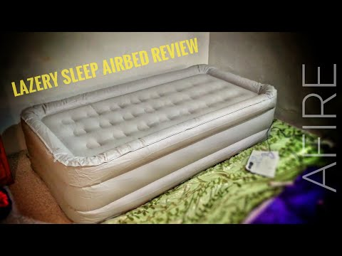 Lazery Sleep Air Mattress Airbed Review
