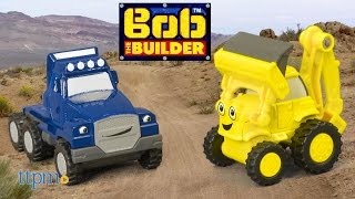 Bob the Builder Die Cast Scoop & Two-Tonne from Fisher-Price