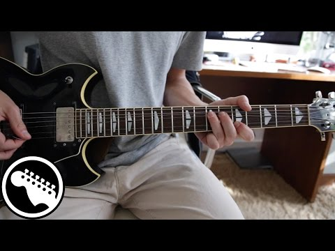 Jimmy Page - Heartbreaker Solo LIVE VERSION - Electric Guitar Lesson