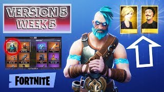 FORTNITE PvE: Weekly Loot Reset ~ V.5.2 Week 5 & SURPRISE FREE MYTHIC SURVIVORS!
