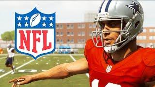 Madden 19 Longshot 2 Walkthrough - NFL Tryout Ep.1