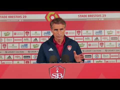 Angers - Brest | Conférence de presse d'avant-match