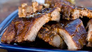Alton Brown's Perfect Baby-Back Ribs | Food Network