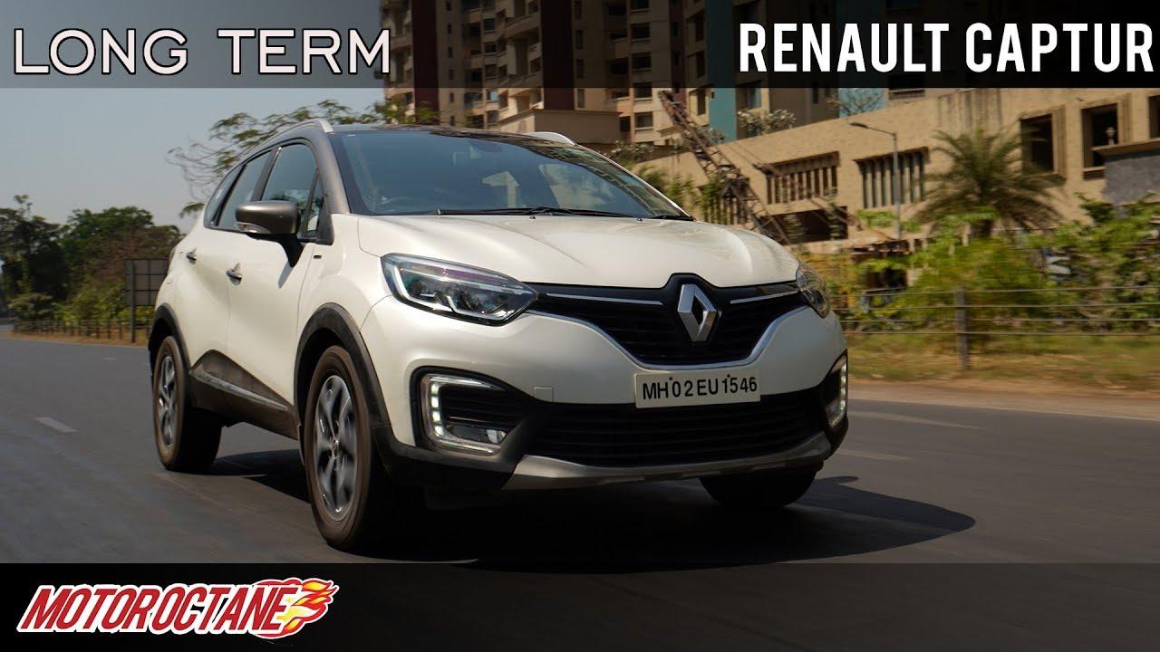 Motoroctane Youtube Video - Renault Captur Long Term Report   Hindi   MotorOctane