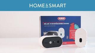 Abus WLAN Akku Cam - home&smart testet die smarte Überwachungskamera