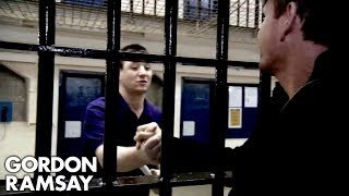Gordon Congratulates His Convict Bakers | Gordon Behind Bars
