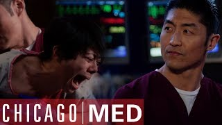 Bipolar Woman Has Manic Episode | Chicago Med